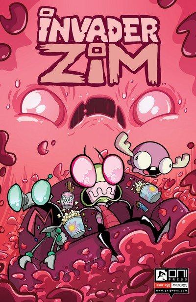 Invader Zim #20 (2017)