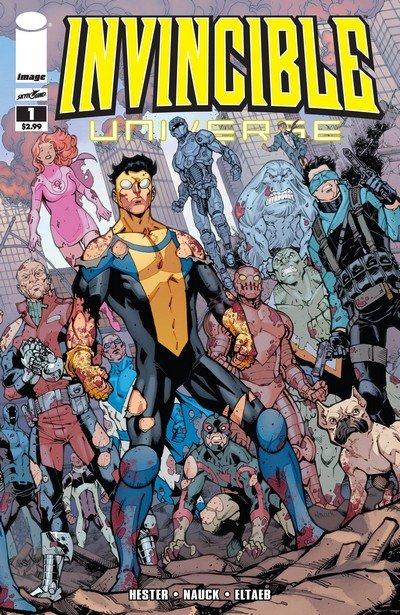 Invincible Universe #1 – 12 (2013-2014)