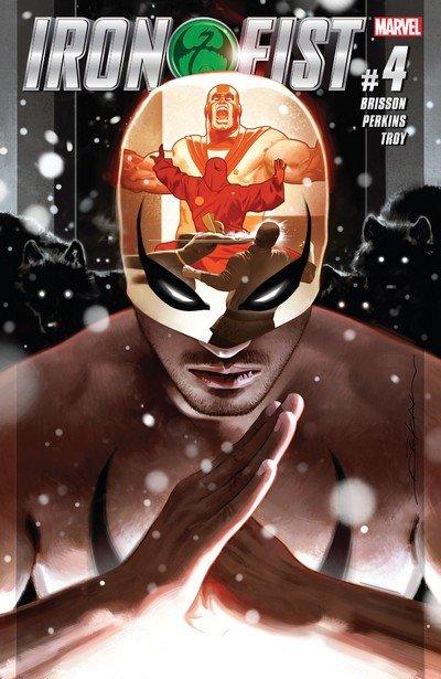 Iron Fist #4 (2017)