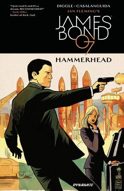 James Bond – Hammerhead (TPB) (2017)