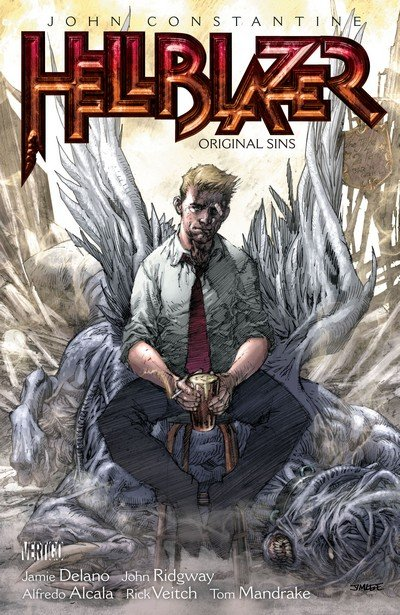 John Constantine Hellblazer collection