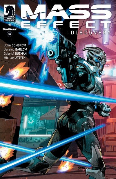 Mass Effect – Discovery #1 (2017)
