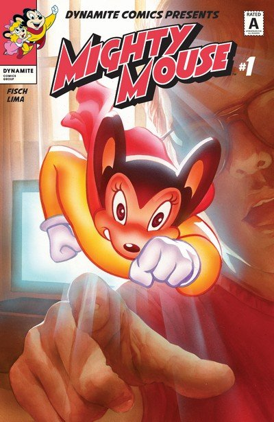 Mighty Mouse #1 (2017)