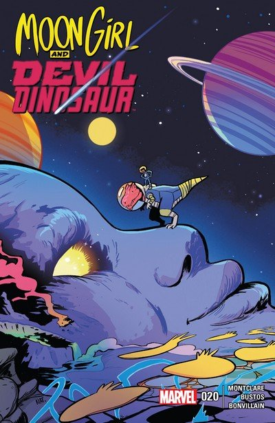 Moon Girl and Devil Dinosaur #20 (2017)