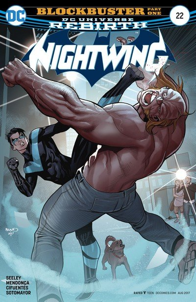 Nightwing #22 (2017)