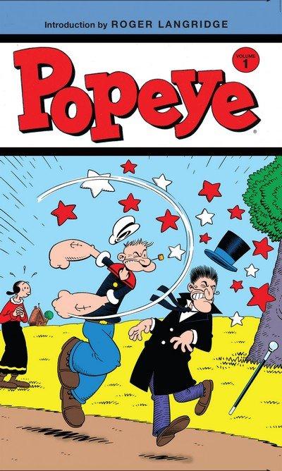 Popeye Vol. 1 – 3 (TPB) (2012-2013)