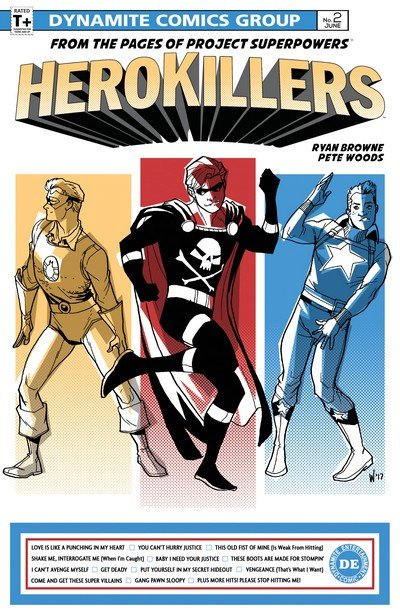 Project Superpowers – Hero Killers #2 (2017)