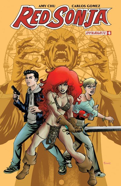 Red Sonja Vol. 4 #6 (2017)