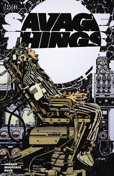 Savage Things #4 (2017)