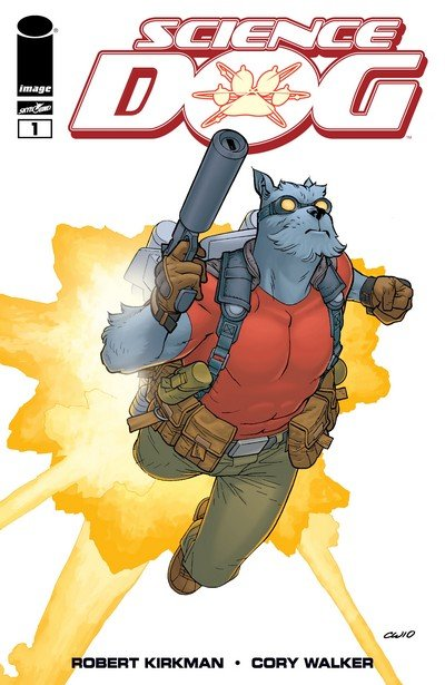 Science Dog Special #1 – 2 (2010-2011)