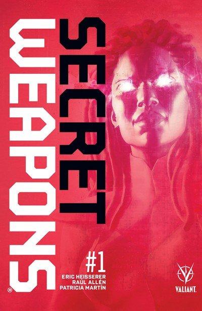 Secret Weapons #1 (2017)