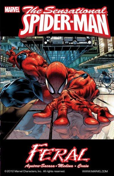 Sensational Spider-Man – Feral (2007)
