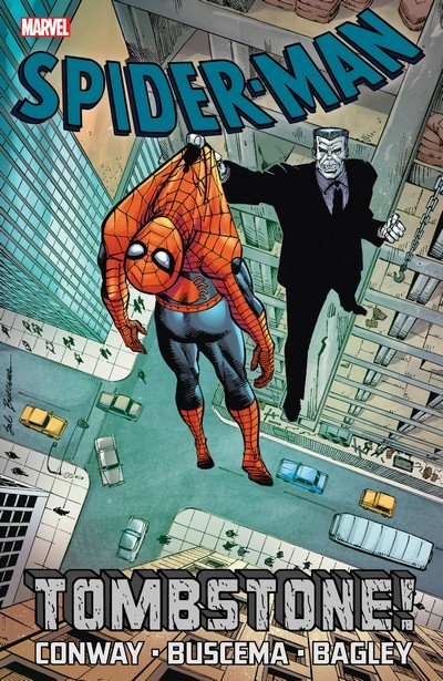 Spider-Man Vol. 1 – Tombstone (2016)