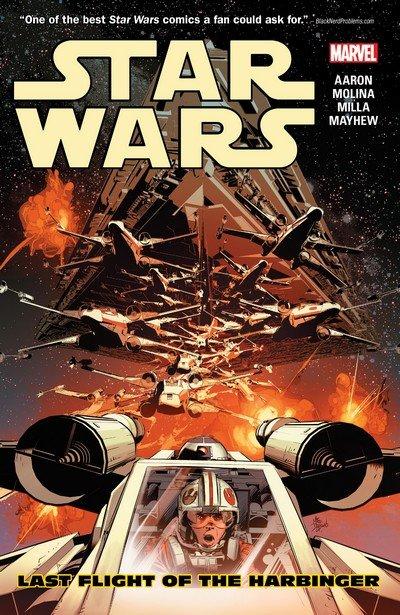 Star Wars Vol. 4 – Last Flight of the Harbinger (2017)