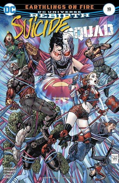 Suicide Squad #19 (2017)