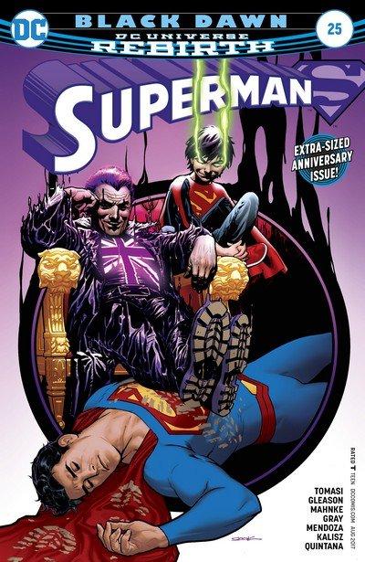 Superman #25 (2017)
