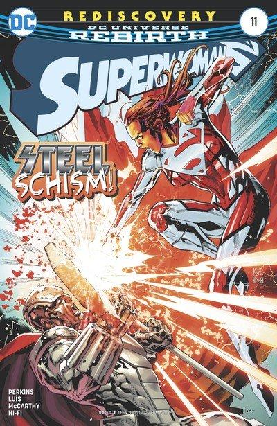 Superwoman #11 (2017)