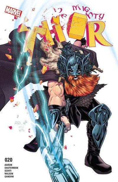 The Mighty Thor #20 (2017)