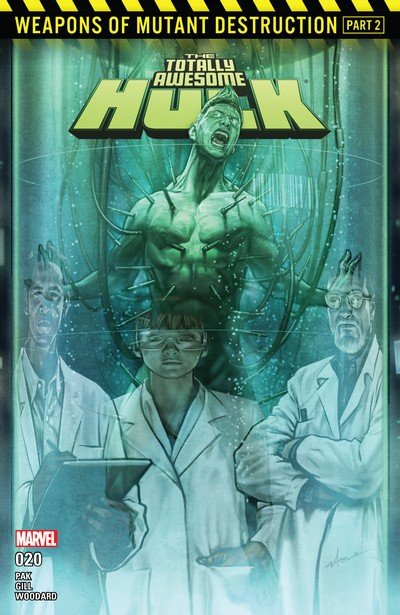 The Totally Awesome Hulk #20 (2017)