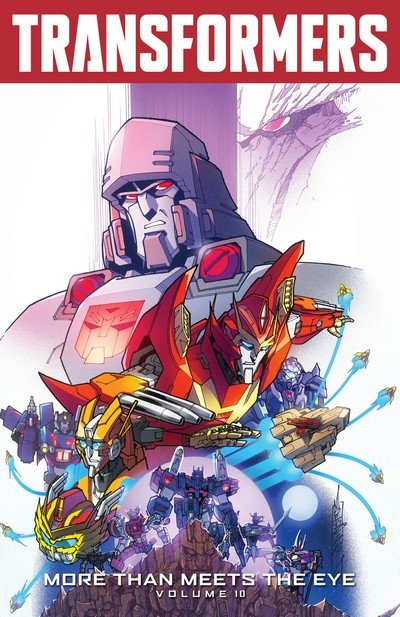 The Transformers – More Than Meets the Eye Vol. 10 (2016)