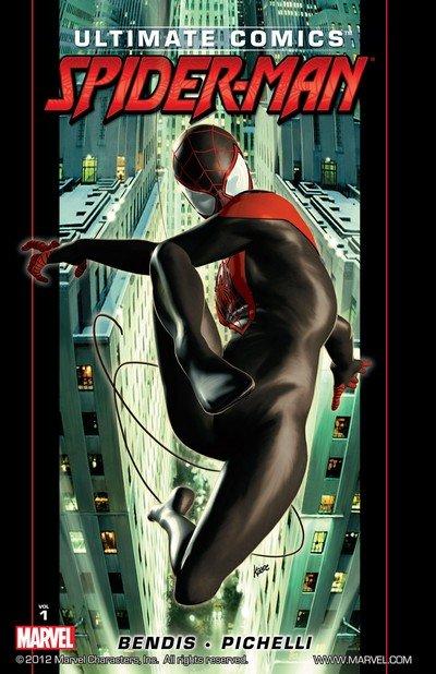Ultimate Comics Spider-Man by Brian Michael Bendis Vol. 1 – 5 (2012-2014)