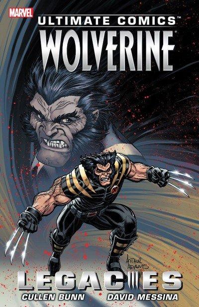 Ultimate Comics Wolverine #1 – 4 + TPB (2013)