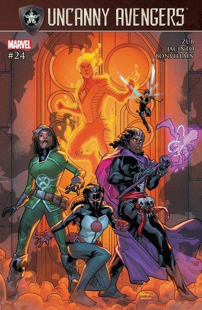 Uncanny Avengers #24 (2017)