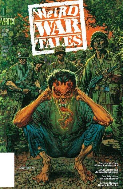 Weird War Tales #1 – 4 + Special (1997+2000)