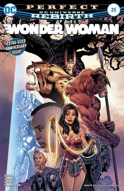 Wonder Woman #25 (2017)