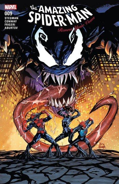 Amazing Spider-Man – Renew Your Vows #9 (2017)