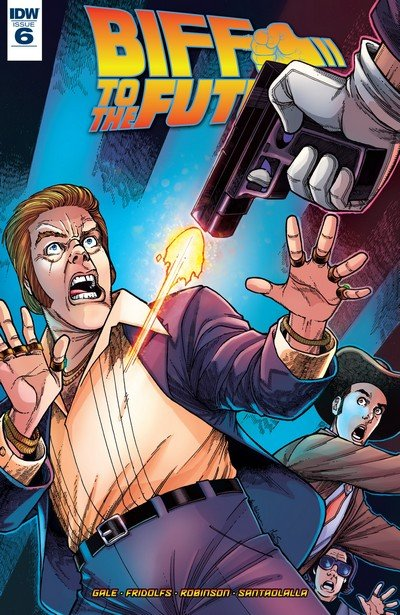 Back to the Future – Biff to the Future #6 (2017)