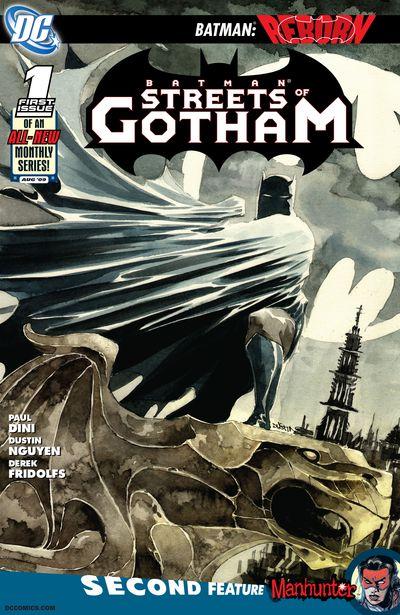 Batman – Streets of Gotham #1 – 21 (2009-2011)