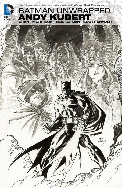 Batman Unwrapped – Andy Kubert (2014)