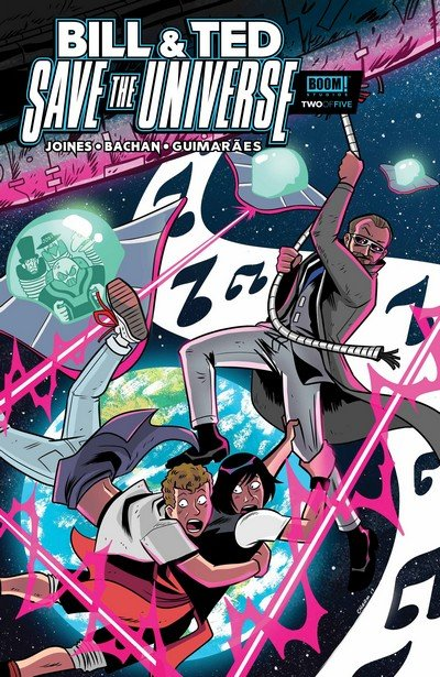 Bill & Ted Save the Universe #2 (2017)