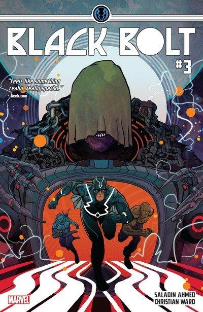 Black Bolt #3 (2017)