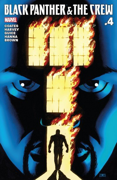 Black Panther and the Crew #4 (2017)