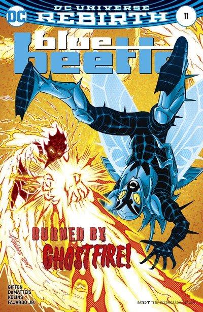 Blue Beetle #11 (2017)