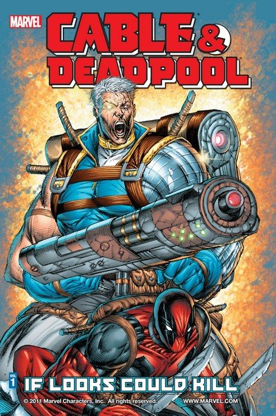 Cable & Deadpool Vol. 1 – 8 (TPB) (2004-2007)