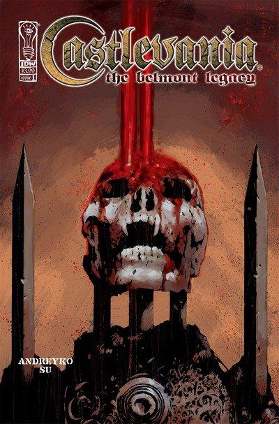 Castlevania – The Belmont Legacy #1 – 5 (2005)