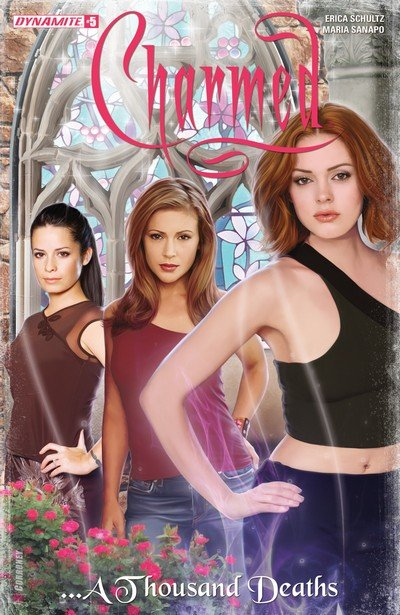 Charmed #5 (2017)