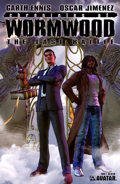 Chronicles of Wormwood – The Last Battle #1 – 6 (2009-2011)