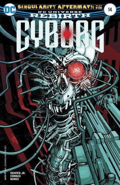 Cyborg #14 (2017)