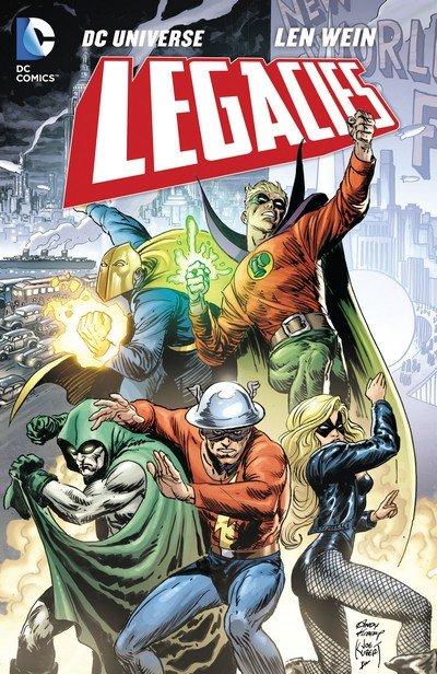 DC Universe – Legacies (TPB) (2011)