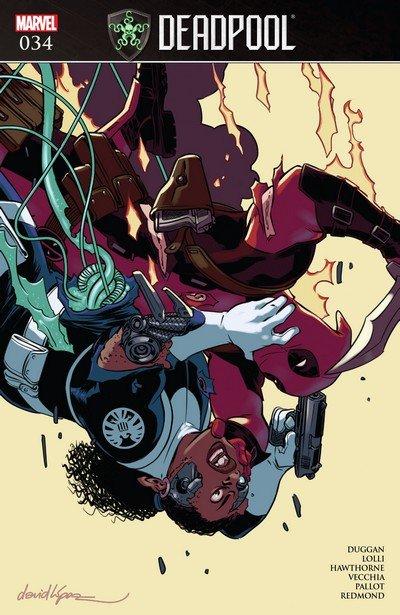 Deadpool #34 (2017)