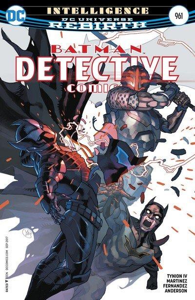 Detective Comics #961 (2017)
