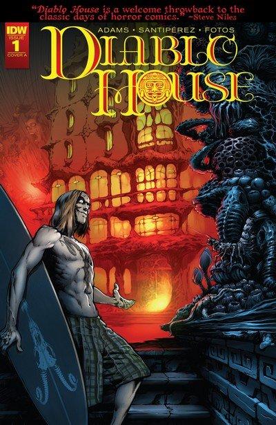 Diablo House #1 (2017)