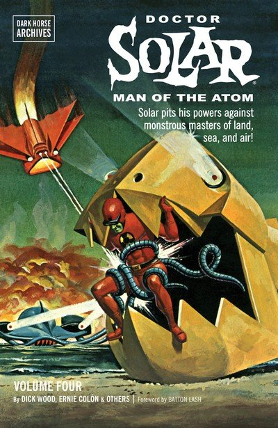 Doctor Solar, Man of the Atom Archives Vol. 2 – 4 (2014-2015)