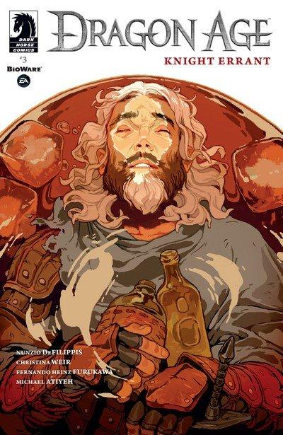 Dragon Age – Knight Errant #3 (2017)