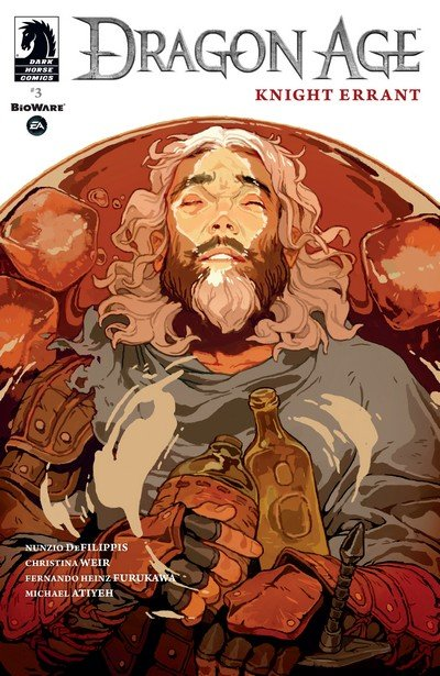 Dragon Age – Knight Errant #3 (2017)