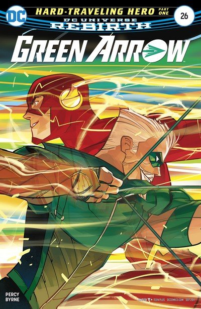 Green Arrow #26 (2017)